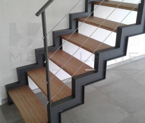 Escalier New York